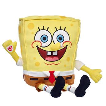image-4 Conoce la nueva colección de SpongeBob SquarePants de Build-A-Bear