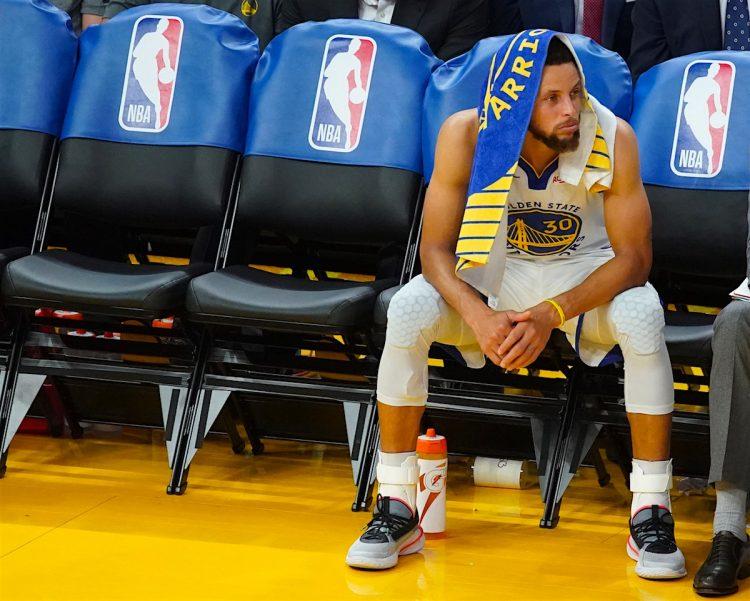 Los Warriors confirmaron la rotura a la espera de nuevas pruebas médicas que determinarán si es necesario pasar por el quirófano.