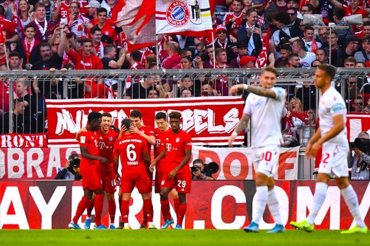 El Bayern Múnich
