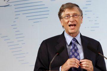 """En la nota que Bill Gates ha enviado a Shelby junto con el enorme paquete, el magnate le transmite que espera que los regalos le hagan """"sonreír"""" durante las Navidades. (Dreamstime)"""