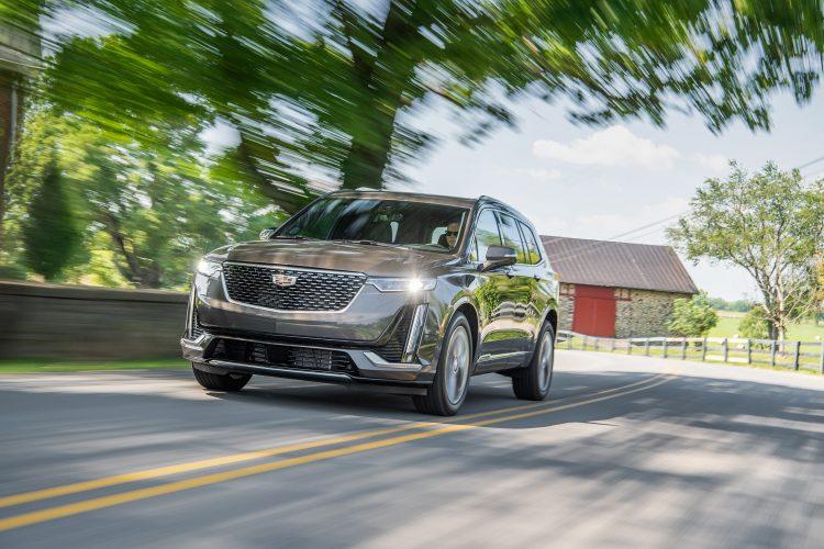 Cadillac XT6 ofrece una atractiva combinación de características de amplitud, seguridad y conveniencia.
