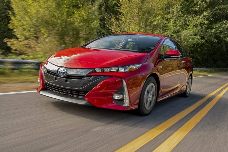Toyota Prius Prime Limited