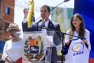 """Marcano recordó que esta gira internacional de Guaidó comenzó en Bogotá con una entrevista con el secretario de Estado, Mike Pompeo, """"número tres"""" de la Administración estadounidense, y subrayó que la comunicación con las autoridades de EE.UU. es, """"como siempre, fluida y permanente"""". (Dreamstime)"""