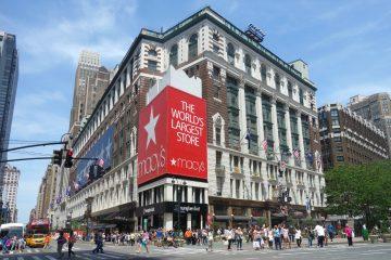 Los datos de ventas de Macy's en la campaña navideña fueron mejores de lo esperado, aunque volvió a decrecer, en concreto un 0,6 por ciento, lo que alivió a los inversores, que temían un volumen de ventas navideñas bastante peor. (Dreamstime)