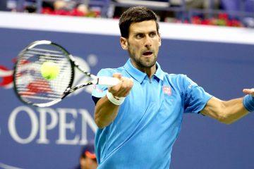 Novak Djokovic de Serbia