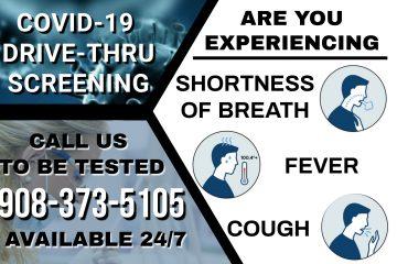 Alerta si sientes sintomas.