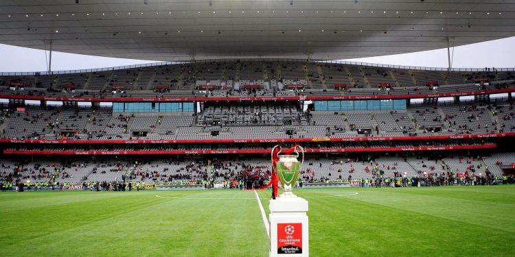 2020 UEFA Champions League Final postponed