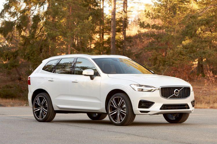 Volvo citó el código de software que no es compatible con el hardware que viene estándar en toda la línea de productos.