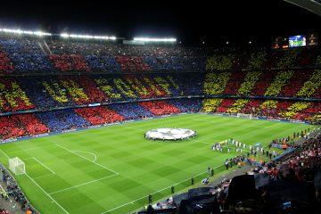 Además, hoy viernes el Barcelona conoció que la UEFA ha suspendido el partido del próximo miércoles en el Camp Nou contra el Nápoles, correspondiente a la vuelta de los octavos de final de la Liga de Campeones. (Dreamstime)