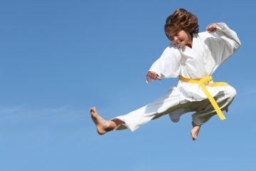 En casa, junto a su padre, quien también es karateca, trata de mantener una rutina de entrenamiento, aunque reconoció a Efe que ahora su principal rival es la pereza para entrenarse. (Dreamstime)