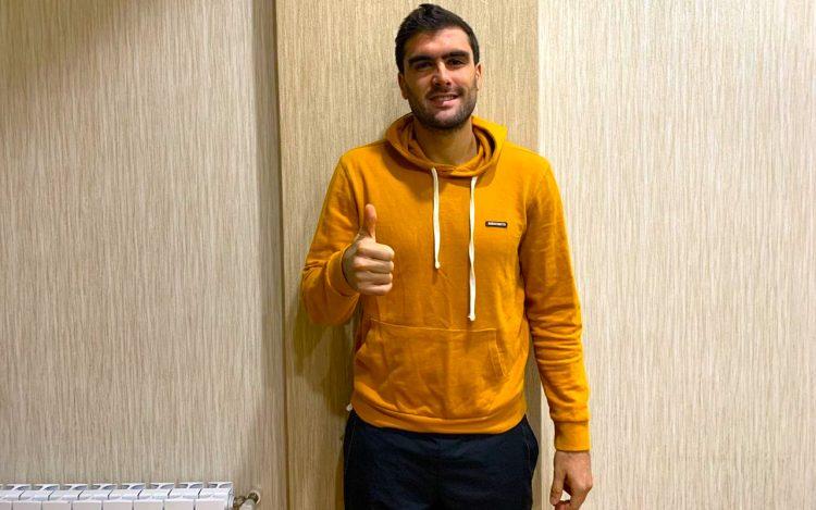 El futbolista peruano Álvaro Ampuero (Lima, 1992) se ha topado con el coronavirus en Azerbaiyán, país donde est· contando con gran protagonismo en las filas del Zira. EFE le entrevistó para conocer cómo vive esta crisis sanitaria el país. EFE