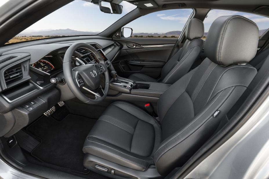 3 Prueba: Honda Civic hatchback del 2020, con libertad y control para disfrutarlo