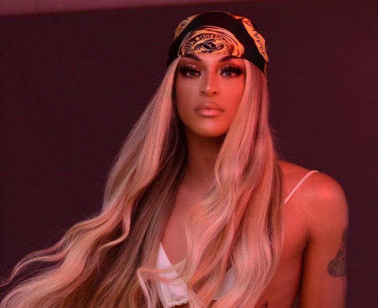 """En 2018, Vittar se convirtió en la primera cantante """"drag queen"""" en recibir una nominación al Latin Grammy en la categoría de mejor nuevo artista. (Pabllo Vittar Instagram)"""