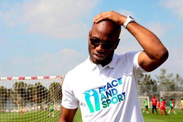 El exfutbolista marfileño Didier Drogba. EFE/ Katia Christodoulou/Archivo