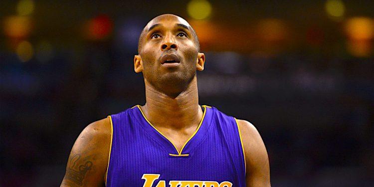 El  fallecido jugador de baloncesto estadounidense Kobe Bryant