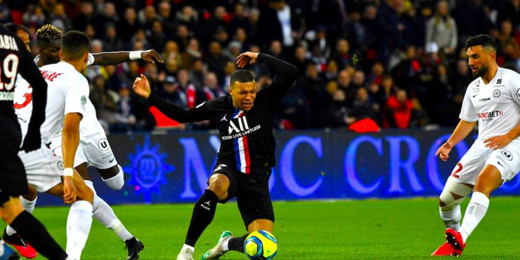 Paris Saint Germain vs Montpellier HSC