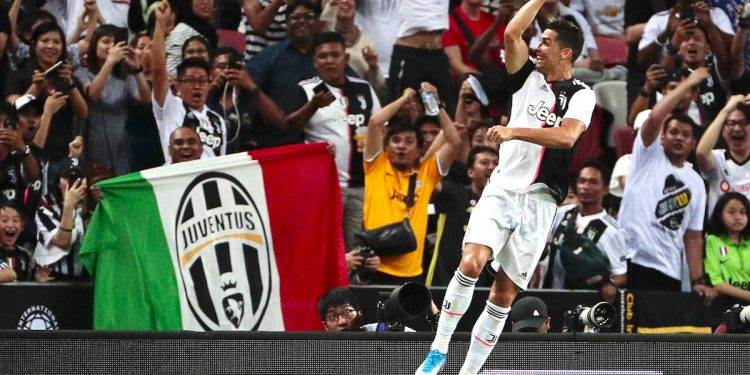 Juventus FC vs Tottenham Hotspur