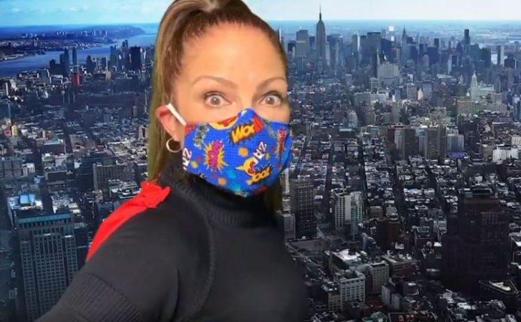 Gloria Estefan - Put On Your Mask!