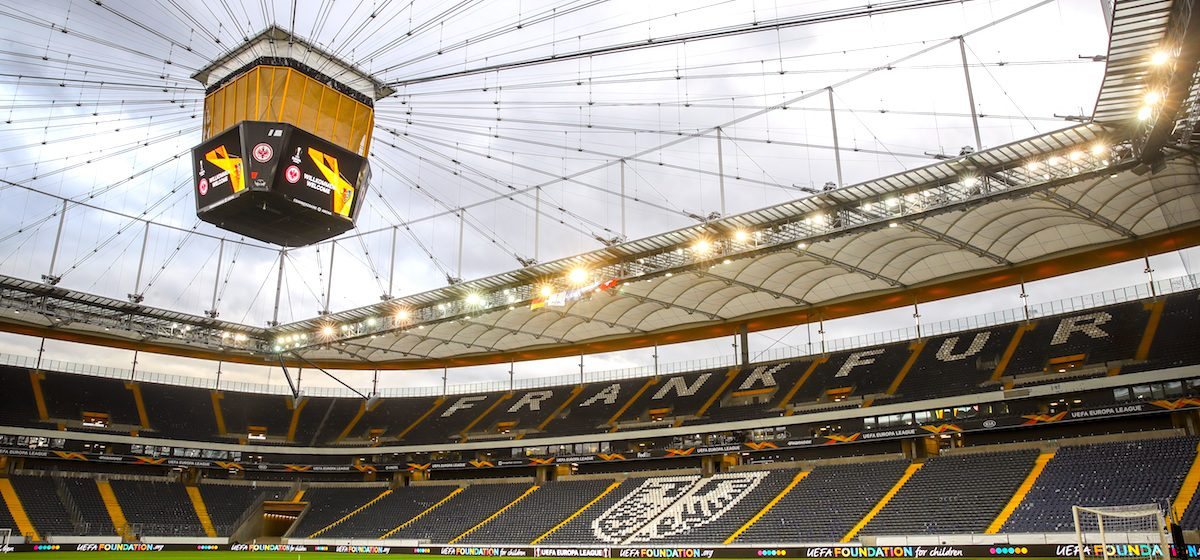 Deutsche Bank wins sponsorship deal for Eintracht Frankfurt