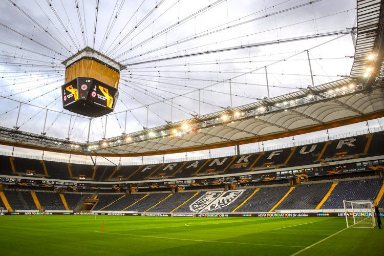 Deutsche Bank wins sponsorship deal for Eintracht Frankfurt