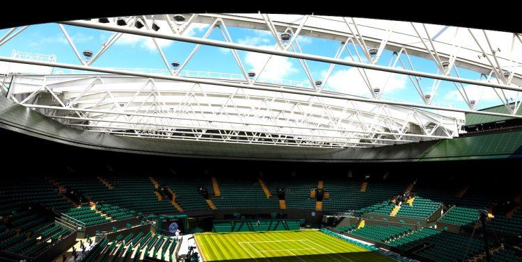 Wimbledon Championships cancelled