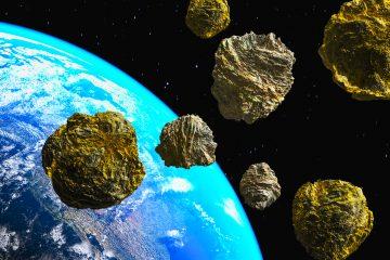 La entidad científica explica que el asteroide 52768 lucirá como una aparente estrella que se desplaza muy lentamente. (Dreamstime)
