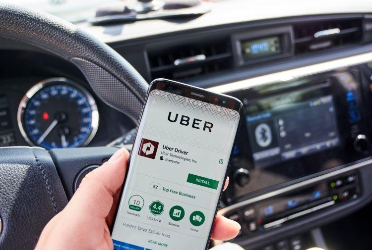 Entre enero y marzo, los accionistas de Uber perdieron 1,70 dólares por título, frente a las pérdidas de 2,23 dólares de marzo pasado. (Dreamstime)