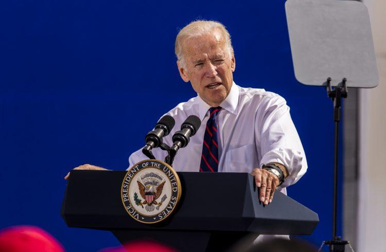 Ell exvicepresidente, quien es el único candidato demócrata tras el retiro de sus rivales, quienes han apoyado su postulación, ha desarrollado su campaña de manera virtual. (Dreamstime)
