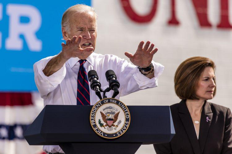 Con su respuestas de hoy, Biden pretende acallar un caso que se estaba convirtiendo en un escándalo debido precisamente a su silencio, en plena era del movimiento #Me too.  (Dreamstime)