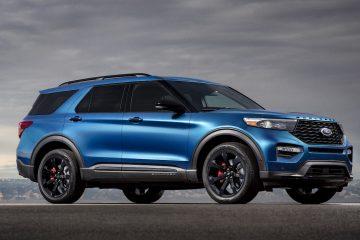 El Explorer es enormemente popular entre los consumidores estadounidenses y es el SUV mediano más vendido del mercado.
