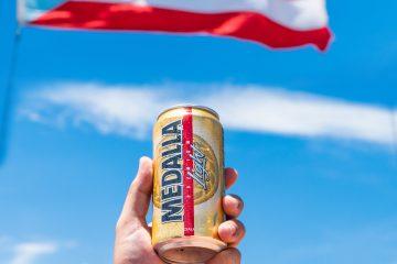 La cerveza Medalla Light, un ícono del disfrute en Puerto Rico, acaba de hacer su entrada en New Jersey.