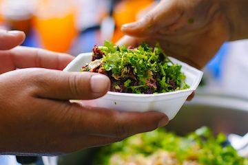 La incertidumbre económica y la destrucción de empleo ha hecho que más de un millón de personas no tengan qué comer en la Gran Manzana y dependan de los repartos gratuitos de comida que coordina el ayuntamiento de la mano de organizaciones sociales. (Dreamstime)