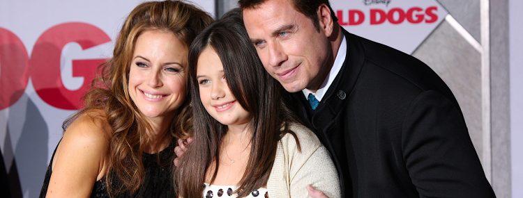 Preston y Travolta se casaron en septiembre de 1991, cuando la actriz estaba embarazada de Jett, su primer hijo. (Dreamstime)