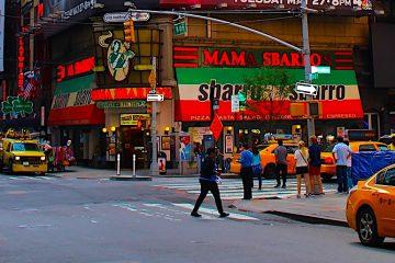 Nueva York entró este lunes en la cuarta fase de su reapertura, pero los bares y restaurantes siguen sin poder servir en su interior, en una medida para evitar los rebrotes vistos en otros estados de Estados Unidos. (Dreamstime)