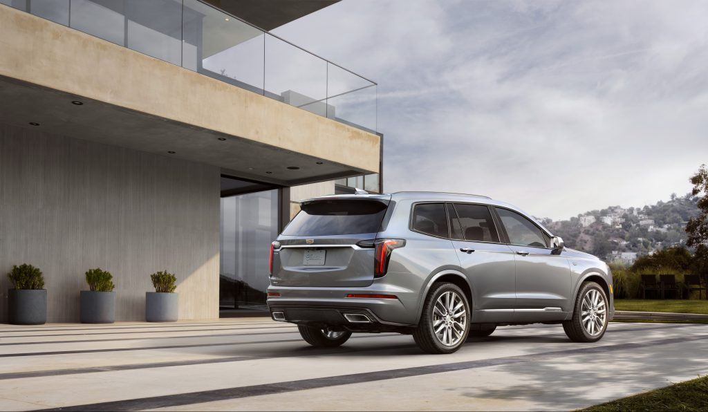 2020-Cadillac-XT6-Sport-002-1024x596 La nueva y moderna Cadillac XT6 Sport SUV
