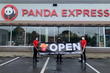 Conoce las nuevas posiciones en panda Express.
