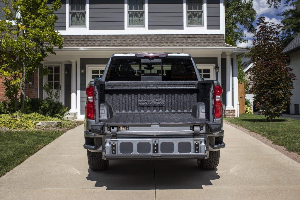 2021-Chevrolet-Silverado-Multi-Flex-Tailgate-03-1024x683 Conoce la nueva Chevrolet Silverado 1500 del 2021