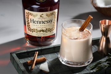 Hennessy Coquito.