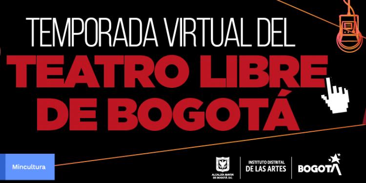 Para disfrutar de la temporada, el público podrá acceder a la página www.teatrolibre.com, ingresar a Temporada Virtual e inscribirse al evento(s) de su elección.