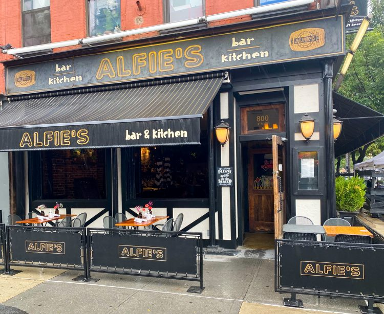 Alfie's Bar & Kitchen