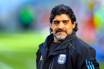 Maradona /EFE