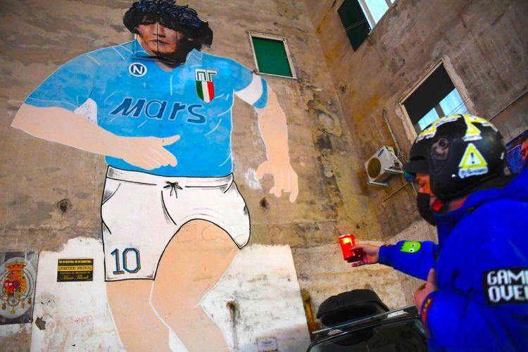 Maradona/Foto EFE