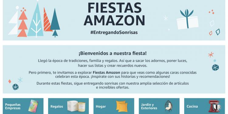 Fiestas Amazon