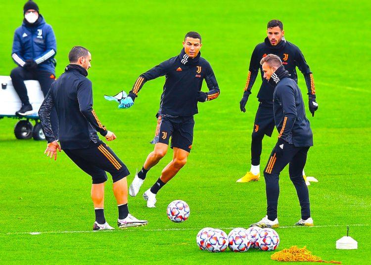 Cristiano Ronaldo (C) jugador de Juventus. EFE/EPA/ALESSANDRO DI MARCO