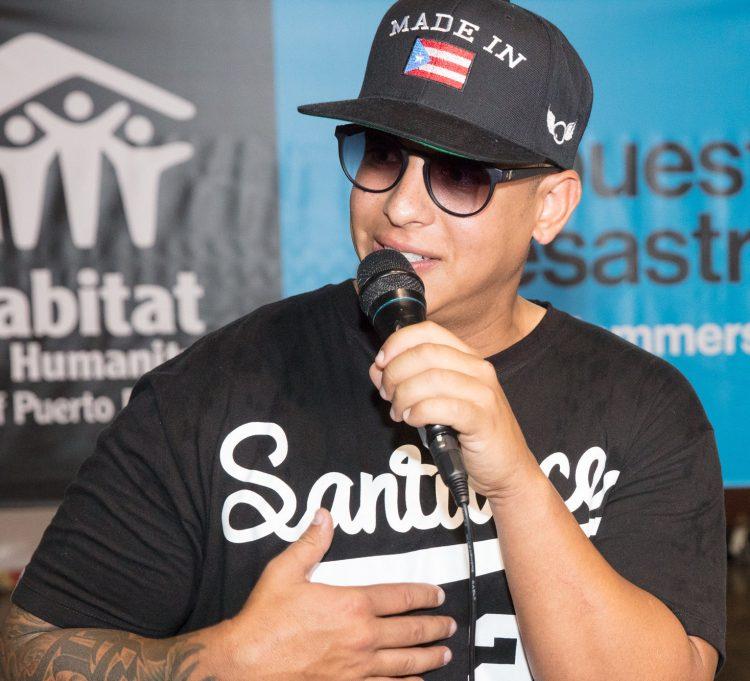 """Daddy Yankee, autoproclamado """"El jefe"""" del reguetón, presentó dicha gira de conciertos en el Coliseo de Puerto Rico José Miguel Agrelot, en San Juan, entre el 5 y el 29 de diciembre de 2019. (EFE)"""