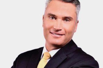 Falleció Edgardo Del Villar.
