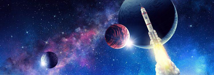 El viaje se enmarca en el contrato de 2.600 millones de dólares firmado en 2014 por la NASA con SpaceX para que transporte astronautas y carga desde suelo estadounidense a la EEI. (Dreamstime)