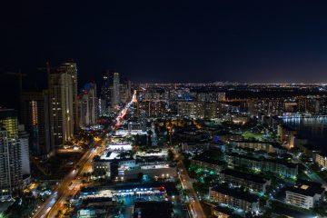 """Kristopher Welch, detective de la policía de Miami-Dade, calificó el evento como """"fantástico"""" en declaraciones a la televisión Local 10. (Dreamstime)"""