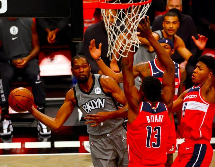 Jugadores de la NBA. EFE