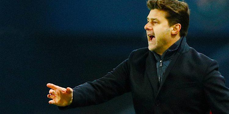 El argentino Mauricio Pochettino entrenador del París Saint-Germain (PSG). EFE/EPA/YOAN VALAT
